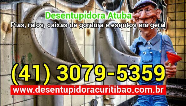 Desentupidora Atuba