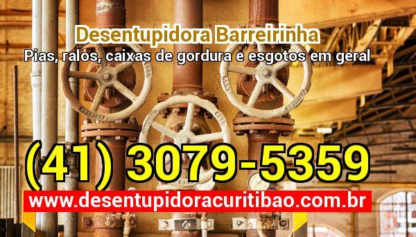 Desentupidora Barreirinha
