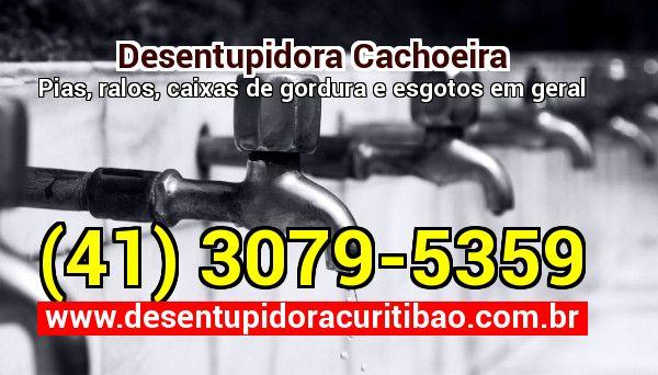 Desentupidora Cachoeira