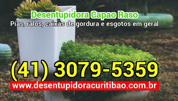 Desentupidora Capao Raso