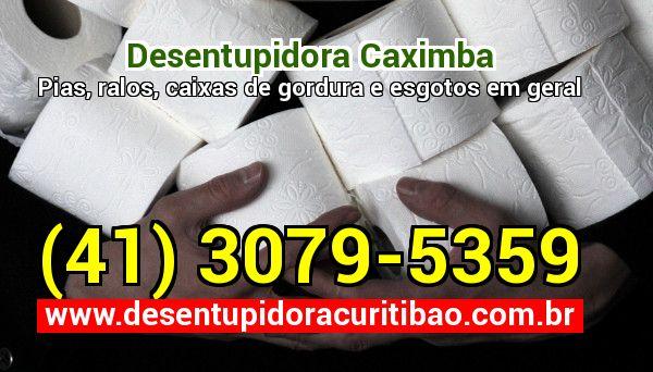 Desentupidora Caximba