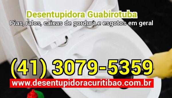Desentupidora Guabirotuba