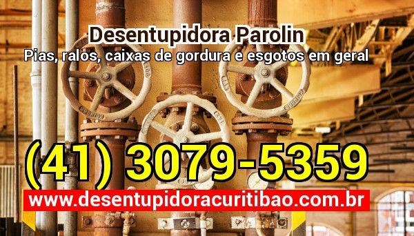 Desentupidora Parolin