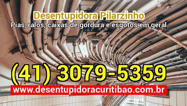 Desentupidora Pilarzinho