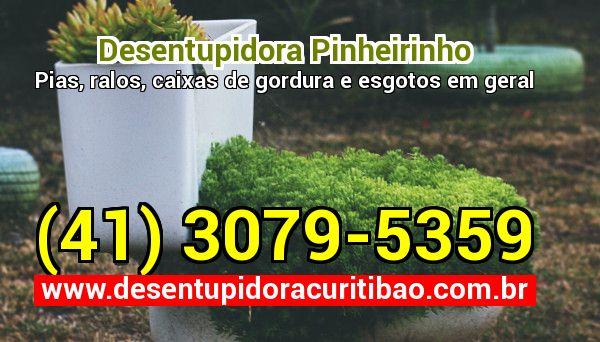 Desentupidora Pinheirinho
