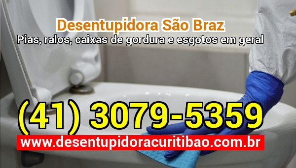 Desentupidora São Braz