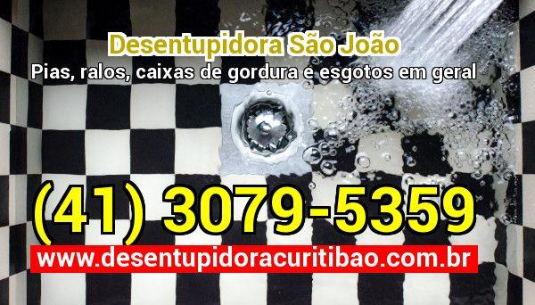Desentupidora São João