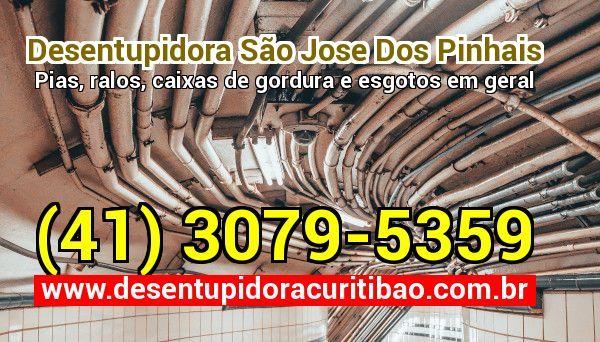 Desentupidora São Jose Dos Pinhais