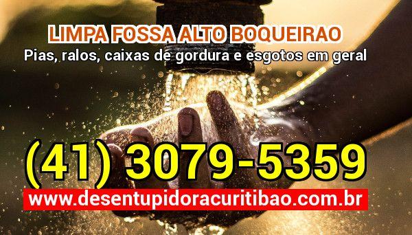 Limpa Fossa Alto Boqueirao