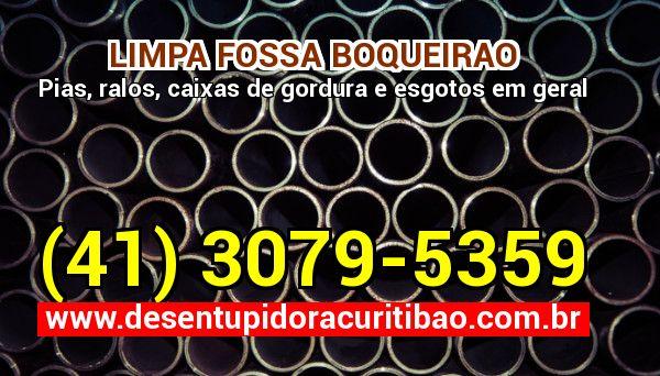 Limpa Fossa Boqueirao