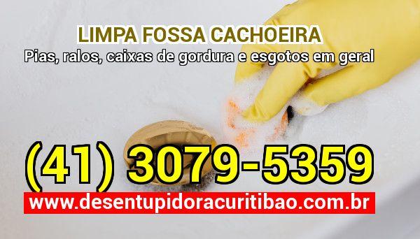 Limpa Fossa Cachoeira