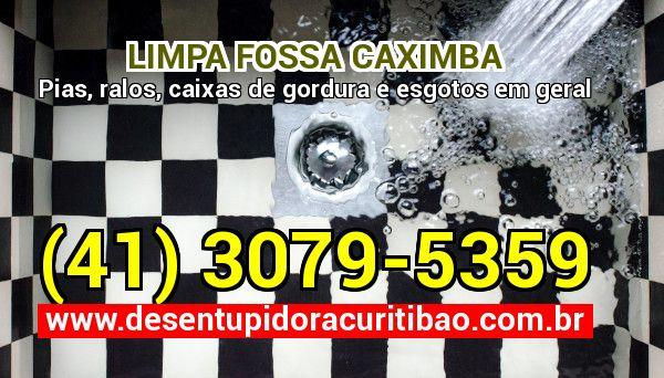 Limpa Fossa Caximba