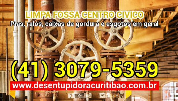 Limpa Fossa Centro Civico