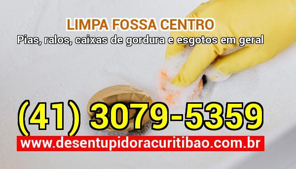 Limpa Fossa Centro