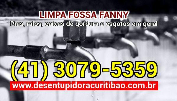 Limpa Fossa Fanny