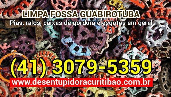 Limpa Fossa Guabirotuba