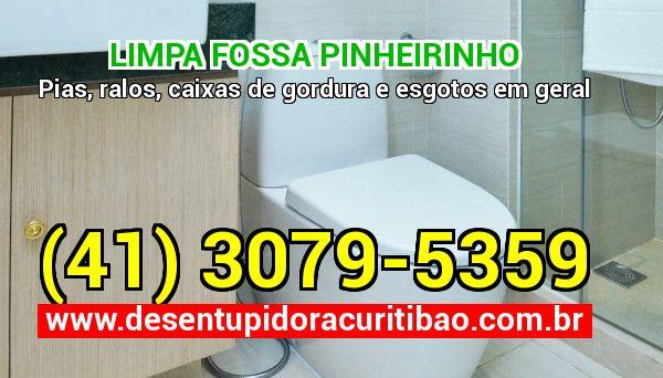 Limpa Fossa Pinheirinho