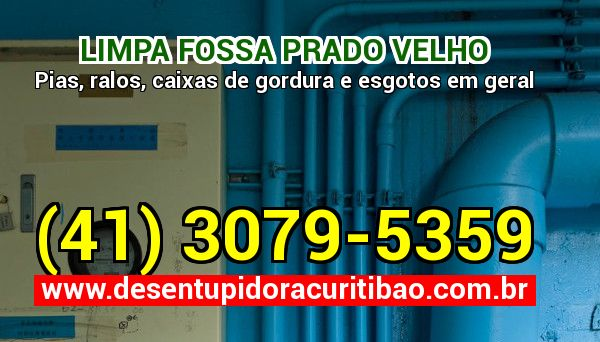 Limpa Fossa Prado Velho