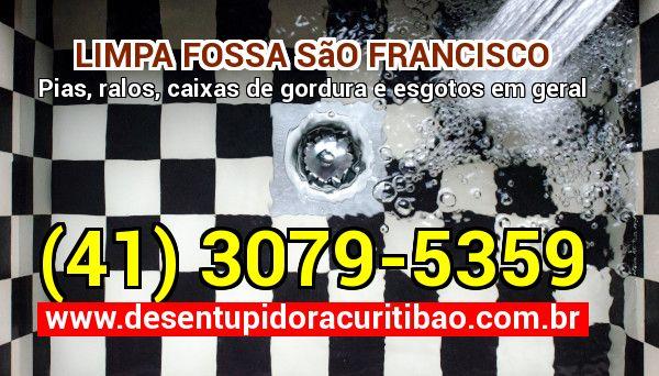 Limpa Fossa São Francisco