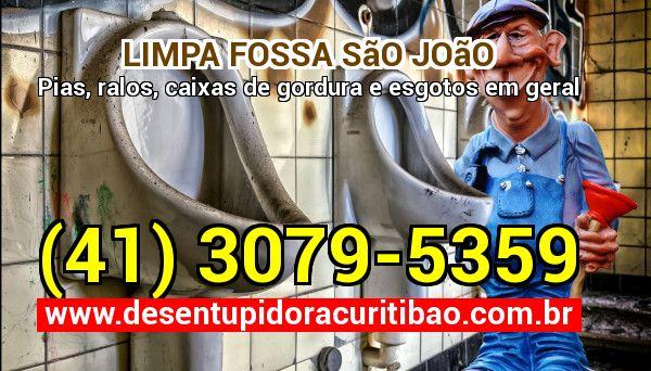 Limpa Fossa São João