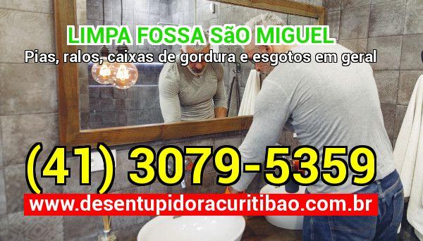Limpa Fossa São Miguel